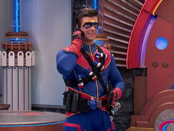"Henry Danger: ""No Time for Questions"""