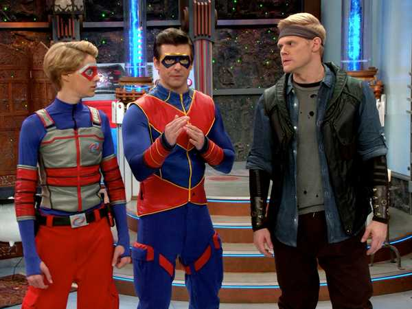 "Henry Danger: ""Sidekick Showdown"""