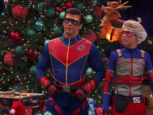 "Henry Danger: ""The Hair Net"""