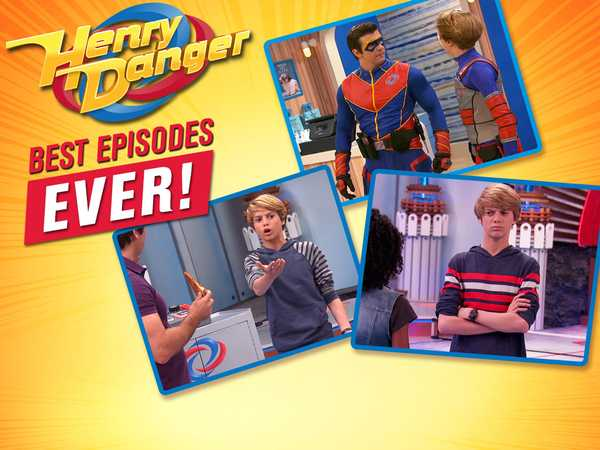 Best Henry Danger Episodes