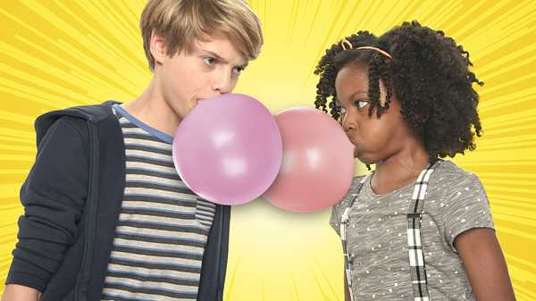 "Henry Danger: ""Bubble Blowing Contest"""
