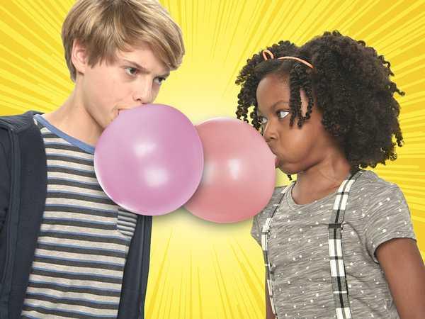 """Henry Danger: """"Bubble Blowing Contest"""""""