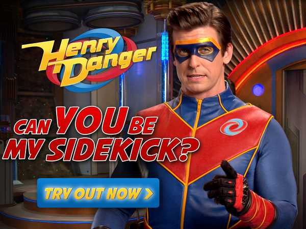 Man Cave Henry Danger : Henry danger videos clips pictures on nickelodeon page