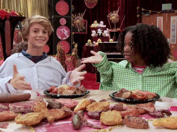 "Henry Danger: ""Going to the Meat Ball?"""