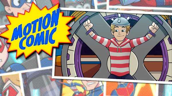 "Henry Danger: ""Motion Comic #12: Super Powered by Schwoz"""