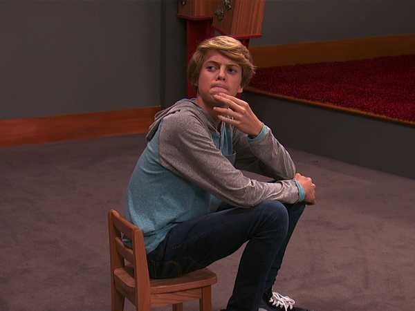 "Henry Danger: ""No More Cheering"""