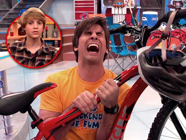 """Henry Danger: """"The 5 Stages Of Learning How To Ride a Bike"""""""