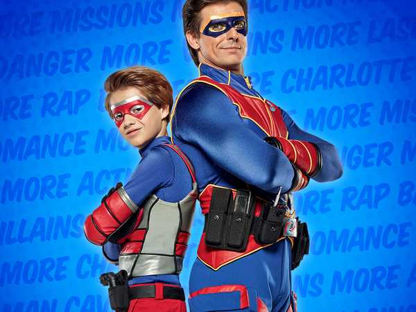 "Henry Danger: ""Henry Danger Returns"""