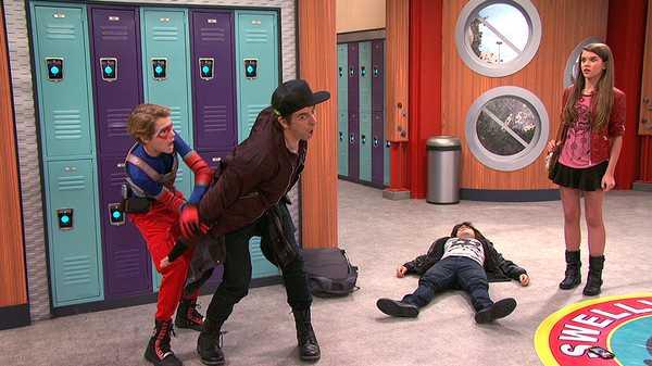 """Henry Danger: """"Stunt Reel"""""""