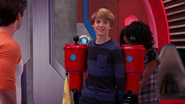 "Henry Danger: ""The One Who Got Away"""