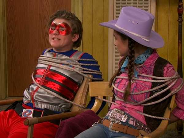 "Henry Danger: ""Kidnapped Jasper Danger"""