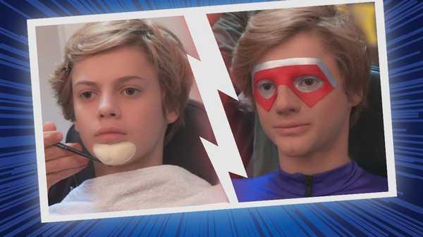 "Henry Danger: ""Kid Transformation"""