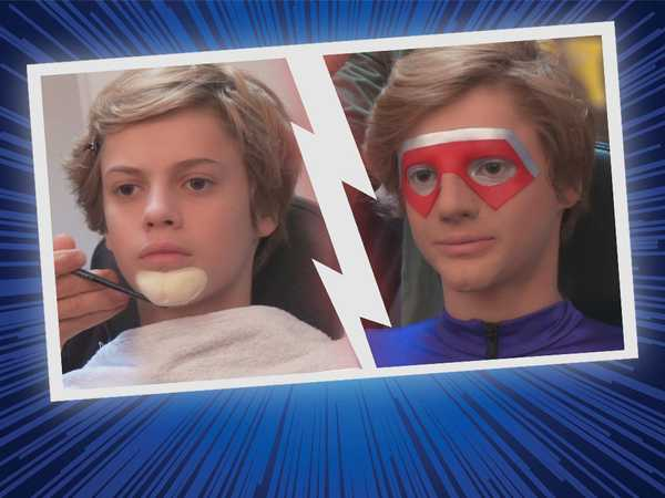 "Henry Danger: ""Kid Transformation"""