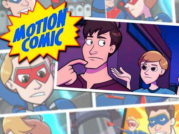 "Henry Danger: ""Motion Comic Issue #7: Get No-Nose"""