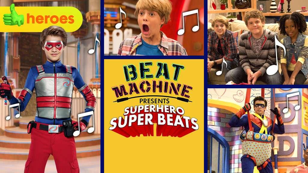 "Henry Danger: ""Nick Beat Machine: Super Hero Super Beats!"""