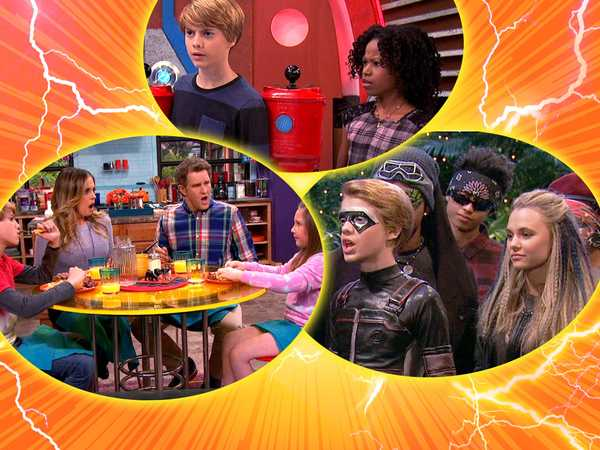 "Henry Danger: ""Henry in Trouble"""