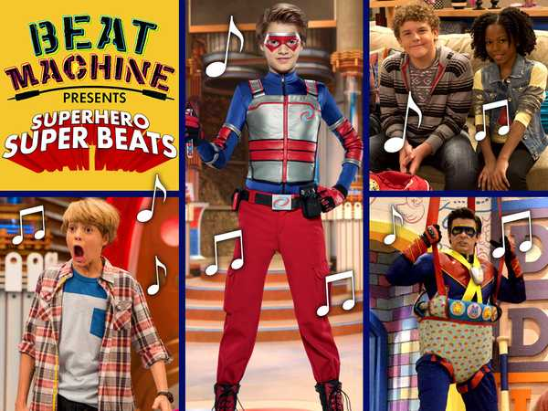 "Henry Danger: ""Nick Beat Machine: Super Hero Super Beats!"""
