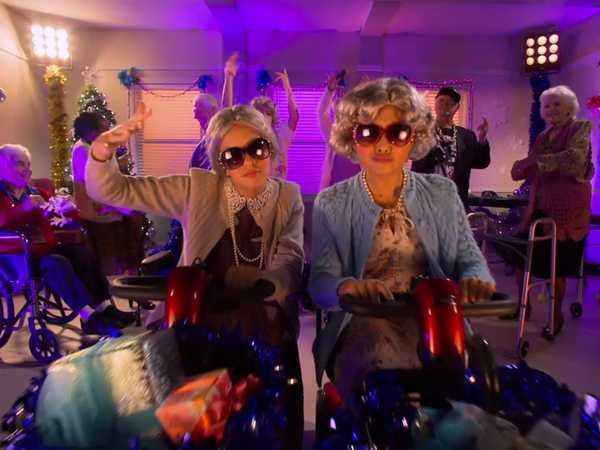 """Ho Ho Holiday Special: """"Bad Gifting Grannies"""""""