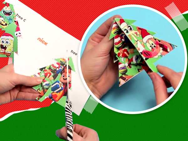"""Holiday: """"How to Make a Tree Ornament"""""""