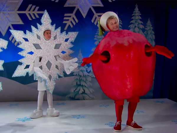 "Ho Ho Holiday Special: ""Snowflake Song"""