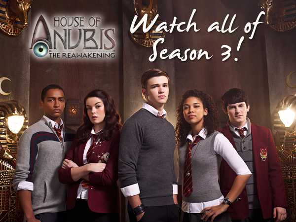 House of Anubis - Season 3 - IMDb