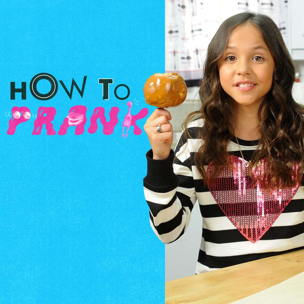 """Haunted Hathaways: """"How to Prank: The Caramel Onion"""""""