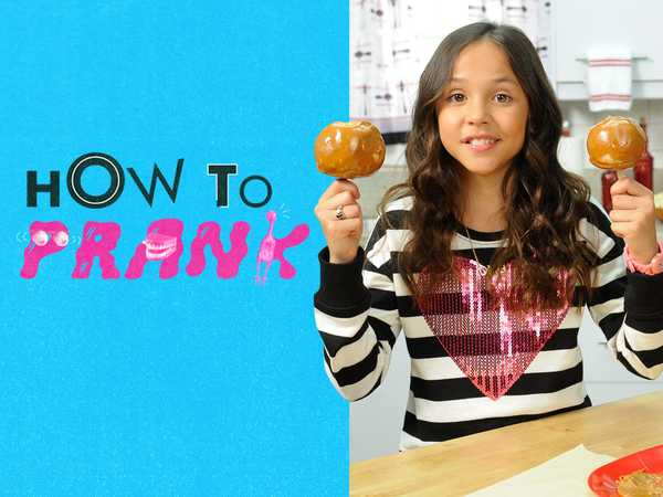 "Haunted Hathaways: ""How to Prank: The Caramel Onion"""