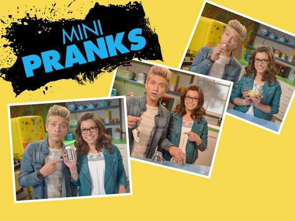 "Game Shakers: ""How To Prank: Mini Pranks"""