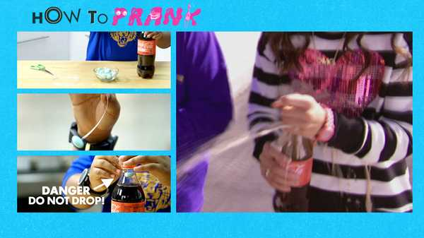 "How to Prank: ""Sabotage Soda!"""