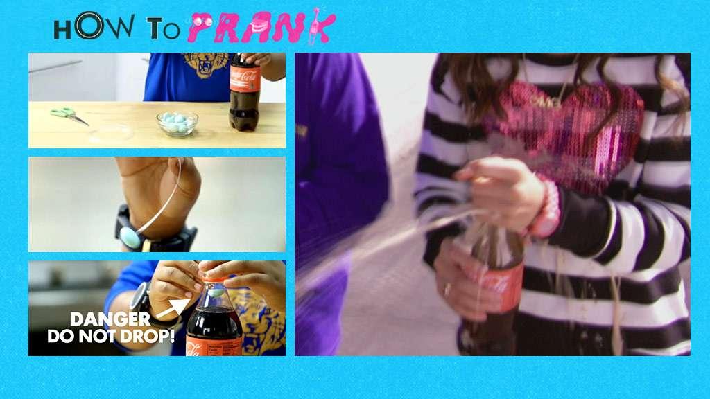 """How to Prank: """"Sabotage Soda!"""""""
