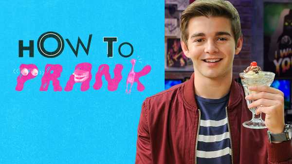 "The Thundermans: ""How to Prank: Mashed Potato Sundae"""