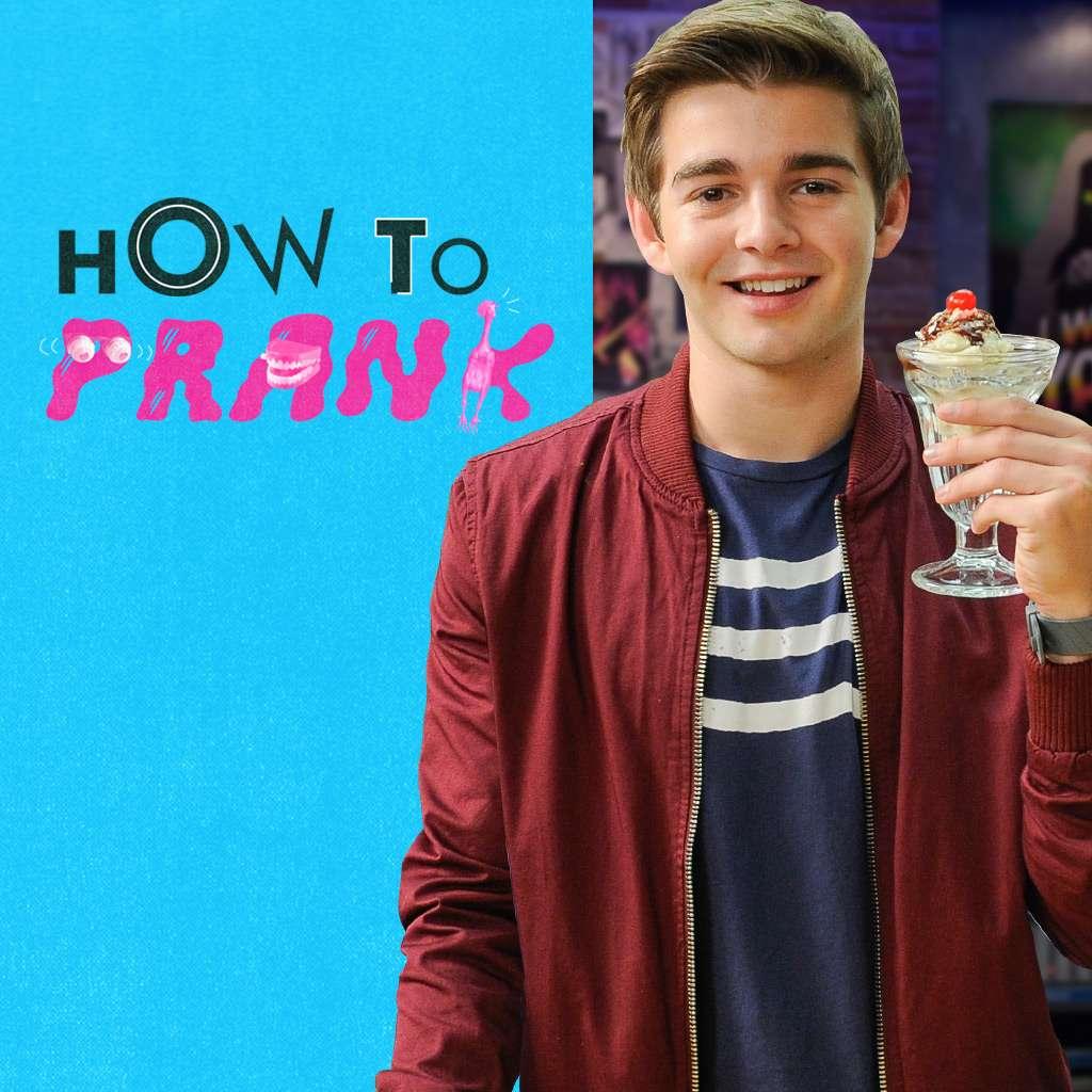 """The Thundermans: """"How to Prank: Mashed Potato Sundae"""""""