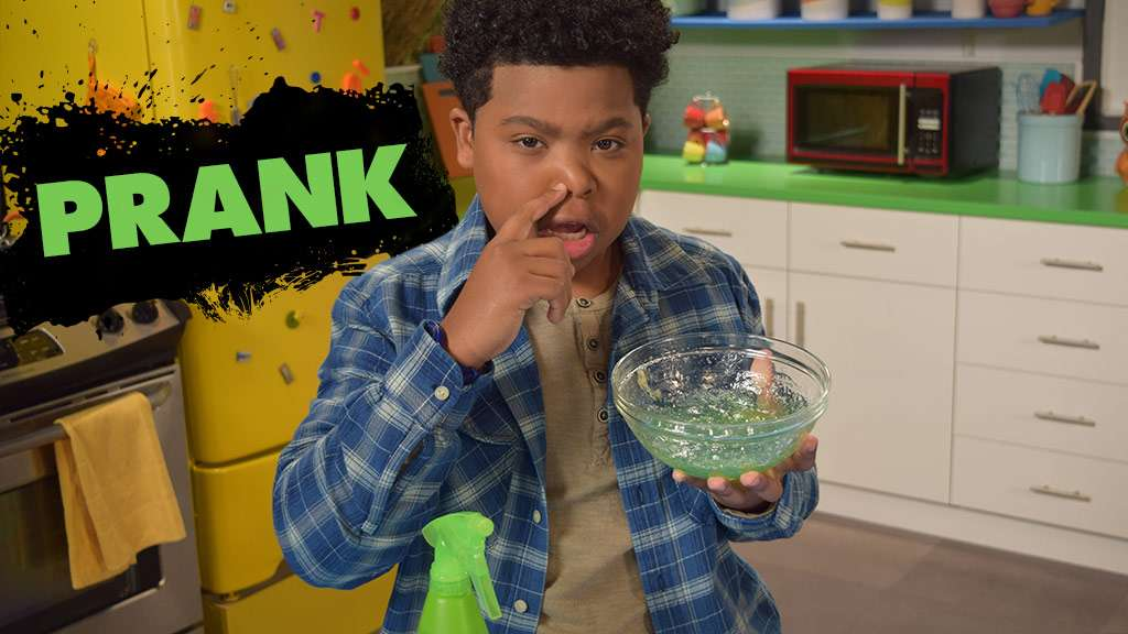"Game Shakers: ""How To Prank: Super Snot"""