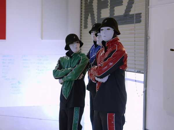 "Jagger Eaton's Mega Life: ""Meeting the Jabbawockeez"""