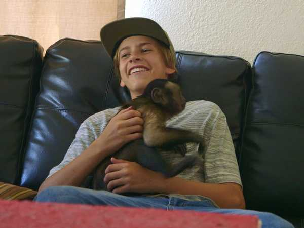 "Jagger Eaton's Mega Life: ""Playing With Monkeys"""