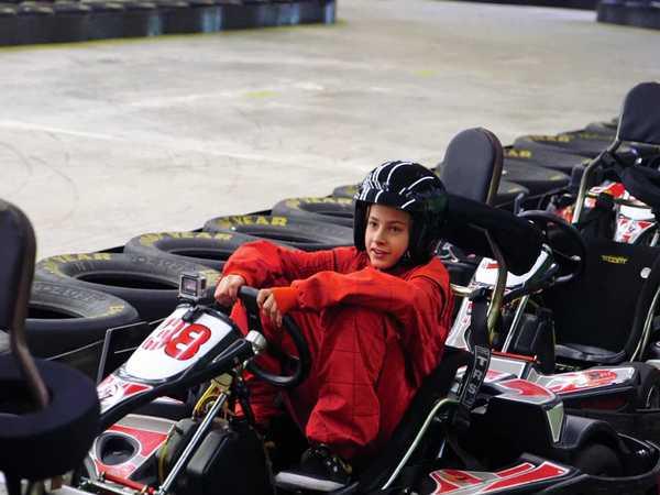 "Jagger Eaton's Mega Life: ""Racing Time"""