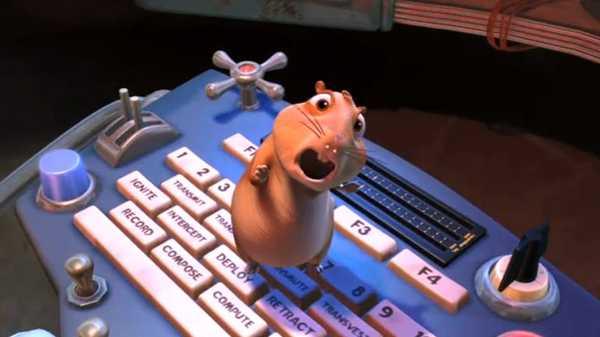 """Jimmy Neutron: """"My Son, The Hamster"""""""