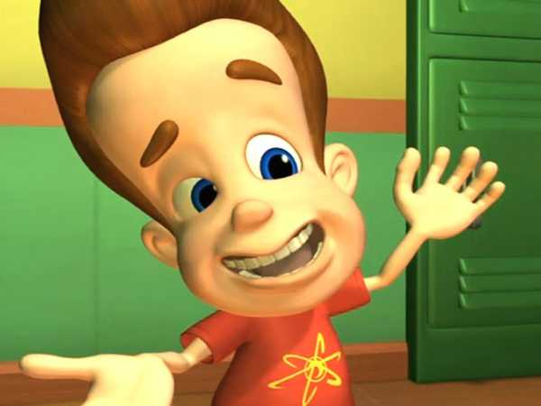 "Jimmy Neutron: ""Trading Faces"""