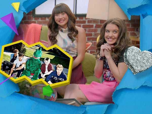 "Kids' Choice Awards 2015: ""Nick Girls Dish On 5 Seconds of Summer!"""