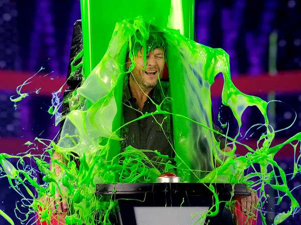 "Kids' Choice Awards: ""Slime Slo-Mo"""