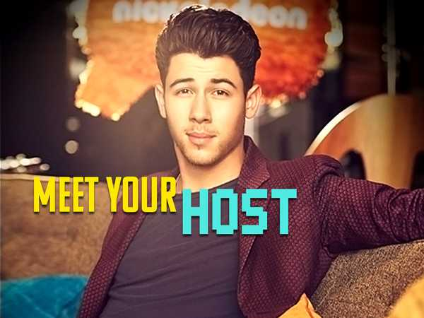 Kids' Choice Awards 2015: The One and Only Nick Jonas