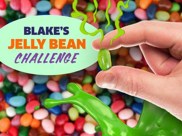 "Kids' Choice Awards: ""Blake's Jelly Bean Challenge"""