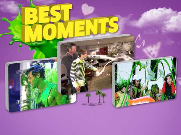 "Kids' Choice Awards 2016: ""Best Moments"""