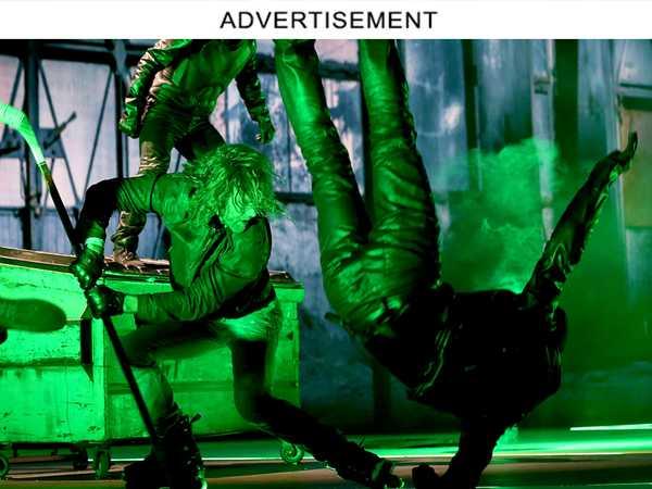 (AD) Teenage Mutant Ninja Turtles