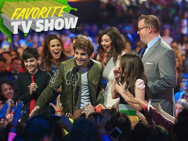 Kids' Choice Awards 2016: The Thundermans Wins Favorite TV Show