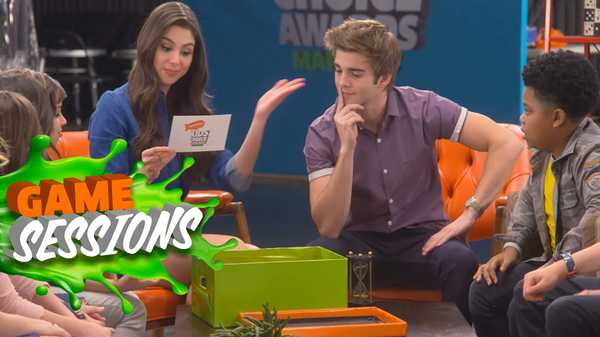 "Kids' Choice Awards: ""Kids Choice A-Words"""