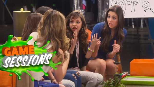 "Kids' Choice Awards: ""Luck of the Draw"""