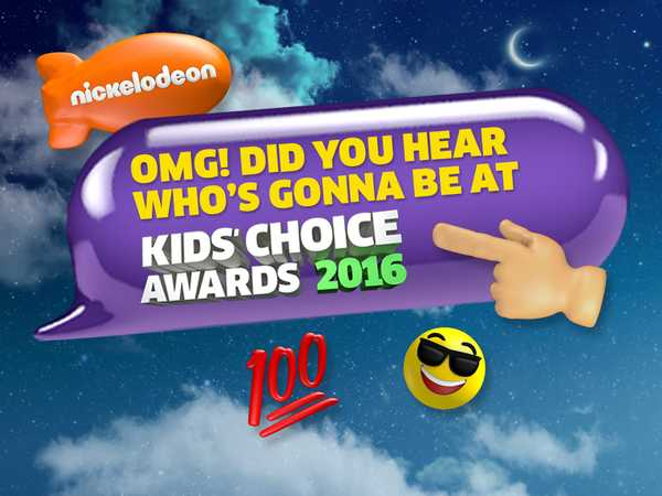 Kids' Choice Awards 2016: So Many Stars!