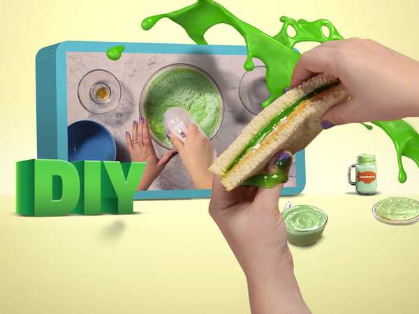 "Kids' Choice Awards 2016: ""How to Make Slimy Snacks"""