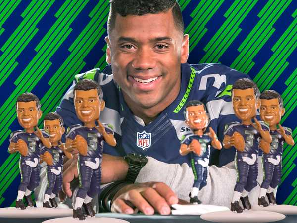 "Kids' Choice Sports: ""Bobble Head"""
